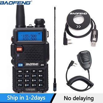 BaoFeng UV-5R Dual Band VHF/UHF136-174Mhz&400-520Mhz Walkie Talkie Two Way
