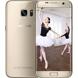 UNLOCKED Samsung Galaxy S7 EDGE SM-G935A  gold