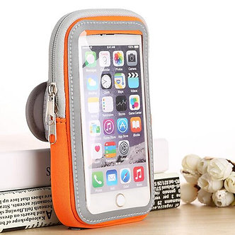 6 Inch Armband for Huawei P20 Lite Mobile Phone Arm Bag Holder for Your Mobile