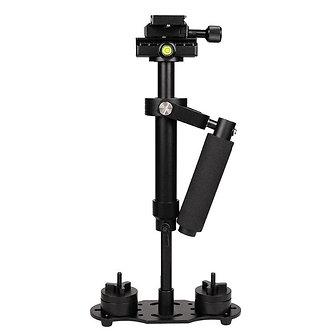 ALLOYSEED S40 Stabilizer 40cm Aluminum Alloy Photography Video Handheld Stabiliz