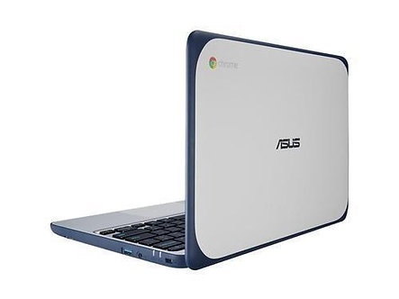 "Asus Chromebook 11.6"" Laptop 1.6GHz 4GB 16GB Chrome OS (C202SAYS02GR)"