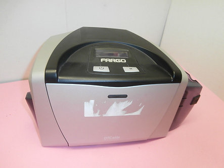 Fargo DTC400e ID Card Thermal Printer