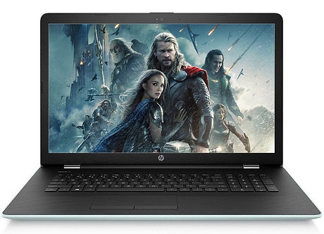 """Powerful HP 17.3"""" Laptop With 12GB of Ram and 1TB Hard Drive plus Powerful Featu"""