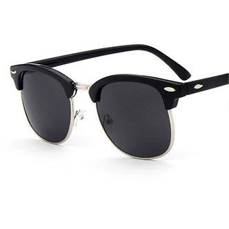 ZXRCYYL 2020 Fashion New Sunglasses Men/Women Retro Rivet High Quality Polaroid