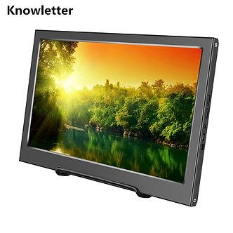 "13.3"" 2K Portable Metal HD Monitor 2560X1440 IPS Panel PS3 PS4 Xbox360 Display"