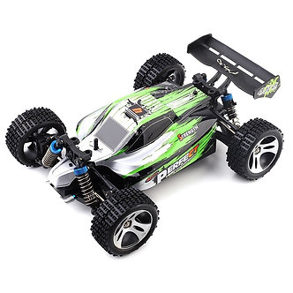 2017 WLtoys A959-A 1:18 4WD RC Car Truck Off-road Car RTR Remote Control 35km/h