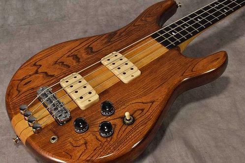 Greco GOB-700 Natural Made in Japan Bass Guitar 1978 Vintage