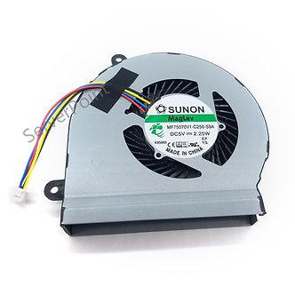 ASUS VivoPC VM62 for Suono MF75070V1-C250-S9A DC5V 2.25W 4-Pin 4Wire CPU