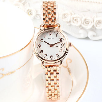 2019 New Fashion Small Dial Women Watches Top Brand Stainless Steel Bracelet