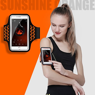 5.0 Inch Sport Running Armbands Case for iPhone 11 Pro XS 6s 7 8 SE 2020 Gym