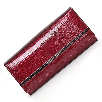 2021 New Women Wallets Genuine Leather Wallet Woman Luxury Brand Ladies Leather
