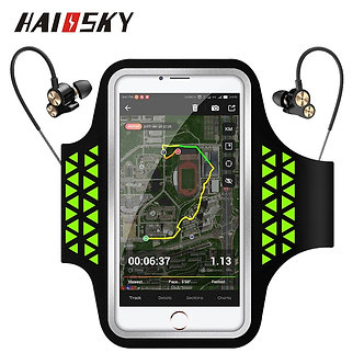 5.2 Inch Universal Running Sport Armbands for iPhone X XS 8 7 6 Gym Armband Case