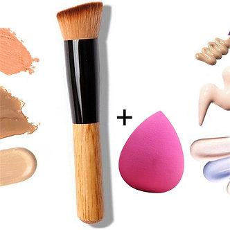 2019 New Makeup Brushes Powder Concealer Blush Foundation Face Makeup Brush Set