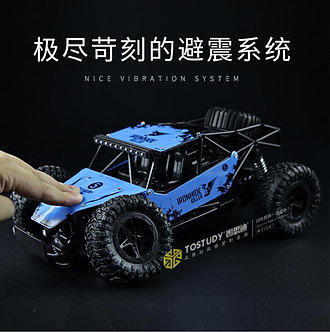 1:16 Children's Toy Remote Control Car High Speed Climbing Car Drift Buggy