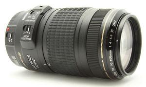 NEW Canon EF 70-300mm f/4-5.6 IS USM Lens SLR 0345B002