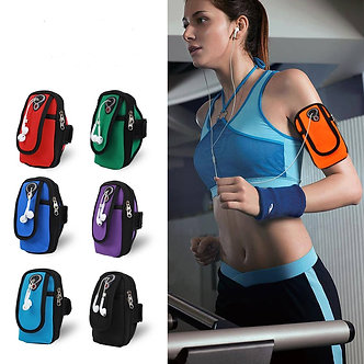 1PCs Universal Sports Armbands Bag Running Pouch for Mobile Phone Waterproof Gym