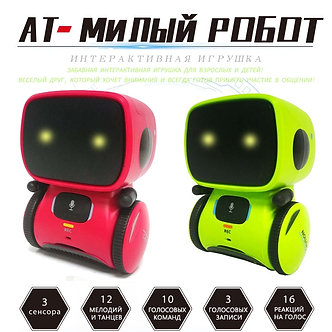 2019 New Toy Robots for Kids Dance Voice Command Touch Control Toys Interactive