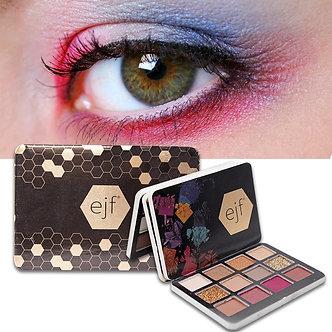 12 Colors Glitter Eyeshadow Makeup Pallete Matte Eye Shadow Palette Shimmer