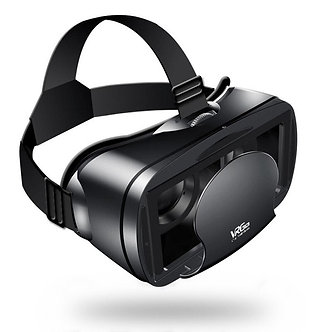 2021 VRG Pro Glasses VR Virtual Reality 3D Glasses for 5.0-7.0 Inch Smartphones