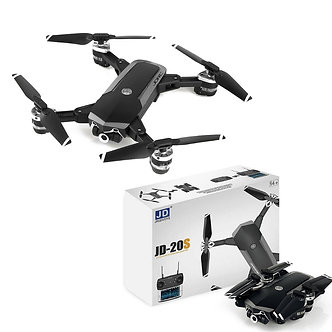 1pcs JD-20S JD20S Foldable WiFi FPV Drone With 2MP HD Camera RC Quadcopter RTF