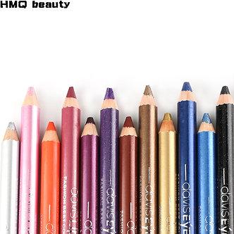 1pc Eyeliner Pen Highlighter Waterproof Eyeshadow Pencil Cosmetic Glitter