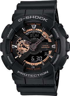CASIO G SHOCK GA110RG-1A ORIGINAL