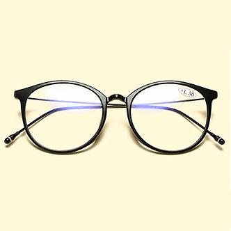 2019 New Women Style Prescription Lenses Reading Glasses Fashion Full Rim Round