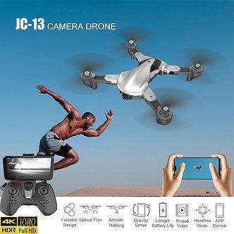 AHOHA RC Quadcopter 4K /1080p HD Camera Drone WiFi FPV Drone Optical Flow