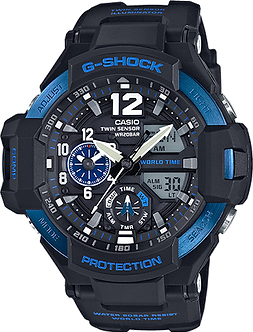 CASIO G SHOCK GA1100-2B ORIGINAL