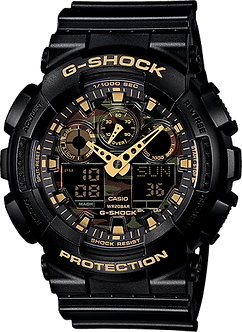 CASIO G SHOCK GA100CF-1A9 ORIGINAL