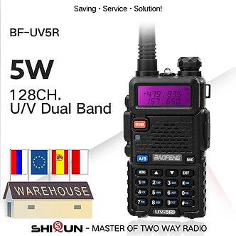 Hot 1PC or 2PCS Baofeng UV-5R Walkie Talkie Dual Band Baofeng UV5R Portable 5W