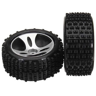 HOT 2Pics Wheel RC Car Spare Part For Wltoys A959 Spare Wheels Remote Control