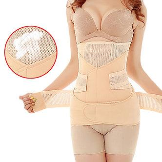 3in1 Belly Abdomen Pelvis Postpartum Belt Body Recovery Belly Slim