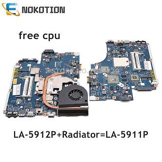 NOKOTION MBPTQ02001 MBNA102001 LA-5912P for Acer Aspire 5551 5552 5551G 5552G