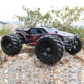 JLB 2.4G Cheetah 4WD 1/10 RC Car Monster Truck 80A ESC Off-Road Buggy RTR Gifts