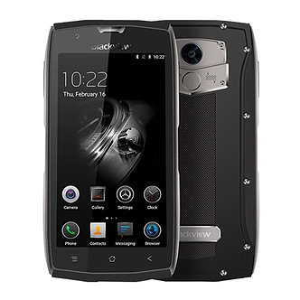 "Blackview BV7000 Pro Unlocked 4G Smartphone 5"" Android MTK6750  Original"