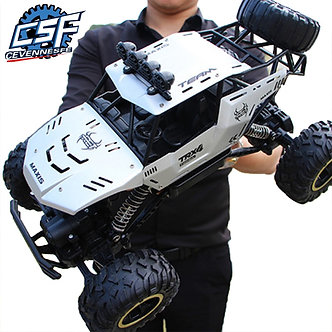 2021 NEW High Speed Trucks 1:12 4WD 2.4G Radio Control RC Car Remote Control Car