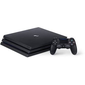 Sony PlayStation 4 Pro 1TB Black Console