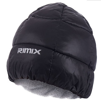 2018 New Winter Warm Down Hat Weight Outdoor Sport Cap Comfortable Protective