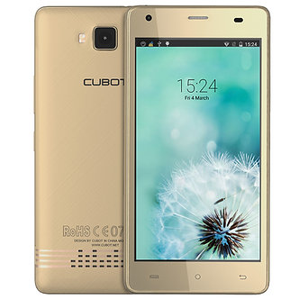 Unlocked CUBOT Echo Android 6.0 5.0'' 3G Smartphone 1.3GHz  Original
