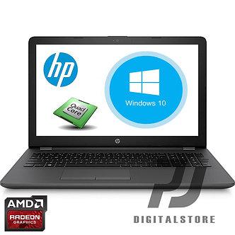 "NOTEBOOK HP G6 15.6"" CPU QUAD CORE RAM 4GB /HD 500GB /VIDEO RADEON R2 WINDOWS 10"