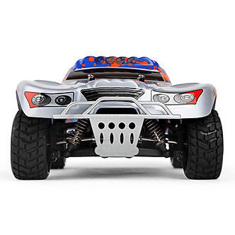 WLtoys A969 - B 1:18Scale 2.4G 4WD RC Car High Speed 70km/h Short Truck Vehicle
