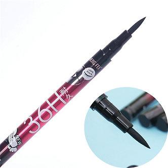 1 Piece Black 36 H Liquid Eyeliner Pencil Waterproof Long Lasting Eye Liner