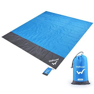 140*200CM Camping Mat Waterproof Beach Blanket Outdoor Portable Picnic Mat