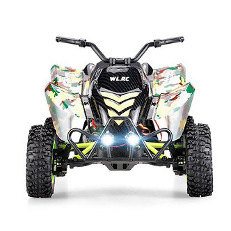 Wltoys 12428-A 1/12 2.4G 4WD RC Car Off-road Water Scooter RTR LCD Transmitter