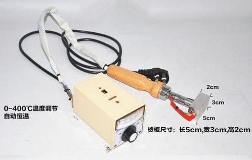Manual Hot Foil Stamping Embossing Machine Leather PVC Printer LOGO