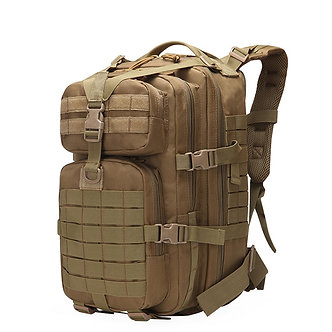 50L Large Capacity Tactical Backpack Military Army Molle Bag Outdoor 3P EDC