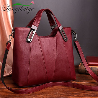2021 NEW Women Shoulder Messenger Bag Luxury Leather Handbags Women Bags