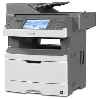 Ricoh Aficio SP4410SF Laser MultiFunction Printer Monochrome USB Ethernet Fax Co