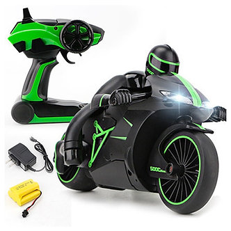 2.4G Mini Fashion RC Motorcycle With Cool Light High Speed RC Motorbike Model